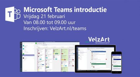 Microsoft Teams Introductie
