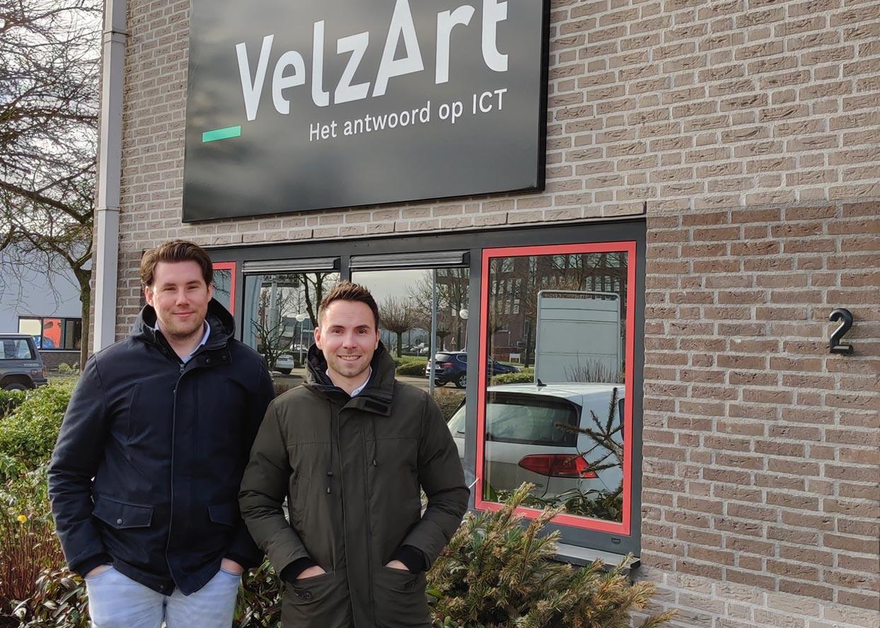 Werken Bij VelzArt